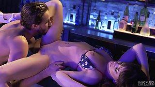 Alison Rey in Stripped Down, Scene 1 - Wicked