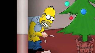 Famous cartoon heroes Christmas sex