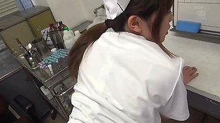 Cute Japanese Nurse - JapansTiniest