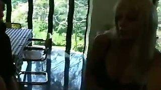 Girl-On-Girl Smoking