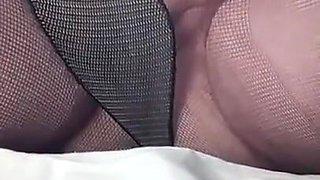 Pantyhose Naughty Time