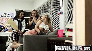 Mofos - Pervs On Patrol - Sorority Sisters Se