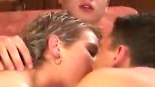Bisexuals suck each other off