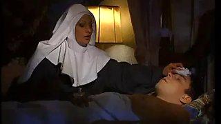 Ayntritli iyi seks rahibe