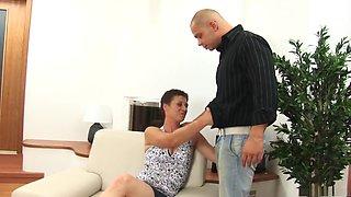Exotic pornstar in hottest piercing, mature porn movie