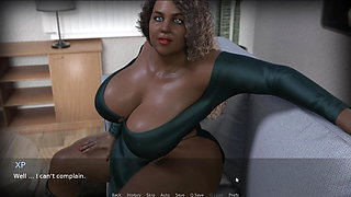 CURVY COUGARS STREET - NEW NEIGHBOUR EATING MY DICK (pt.17)
