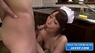 Hot asian teen maid, japanese jav