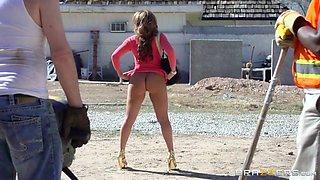 Milfs Like it Big: Jackhammering Richelle Ryan. Richelle Ryan, Johnny Sins