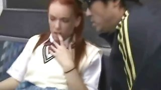 Naive White Teen in Tokyo!