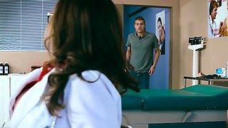 Brazzers - Doctor Adventures -  Doctor, I Che