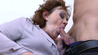 milf compilation granny and grandson try taboo sex step mom