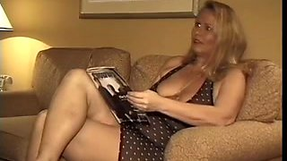 Mature slut Alice dp party
