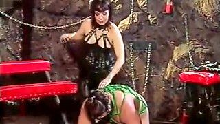 Fetish Midori Slaves Domination