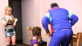 Kinky teen russian perfection gets licked and teased