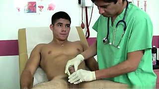 Gay doctors in nude and college boy physicals naked xxx I go
