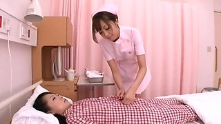Best Japanese girl Anri Hoshizaki, Ai Mizushima in Amazing Lesbian, Cunnilingus JAV movie