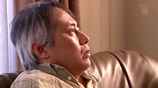 Father-in-law And Asian Teen Girl