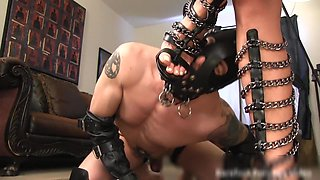 A foot slaves Point Of View