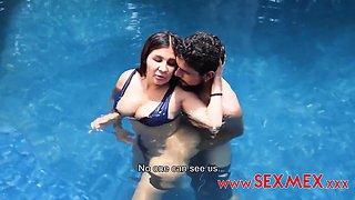Vika Borja - Taboo Summer Sex With My Big Tit MILF