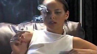 Best amateur Smoking xxx clip