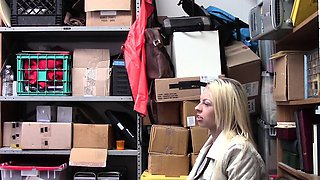 Shoplyfter- Dad Fucks Daughters BFF For Stealing