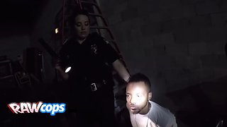 huge round ass police whores are exploiting an innocent black guy