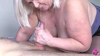 LACEYSTARR - Sucking Off My New Fuck Buddy