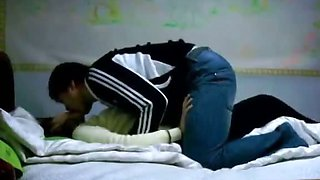 Private sex tape of Korean girl