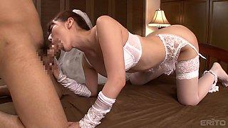 Beautiful Bride Getting Fucked After Wedding - EritoAvStars