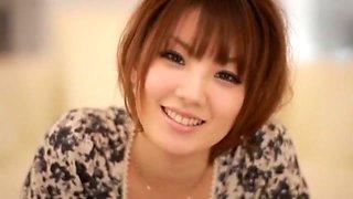 Exotic Japanese whore Tsubasa Amami in Amazing Dildos/Toys, POV JAV video