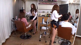 Time Stop Fantasy In A Beauty Parlor