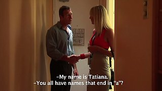 Hot European Porn Vid with Storyline and Subtitles