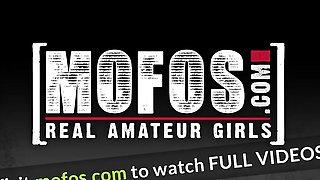Mofos - Shes A Freak - Pretty Panty Raid star