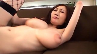 Exotic Japanese slut Julia in Horny Fingering, Blowjob/Fera JAV clip
