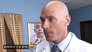 Brazzers - Doctors Adventure - Rahyndee James Johnny Sins - Natural Perfection