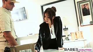 Babes - Office Obsession - Ryan Driller and I