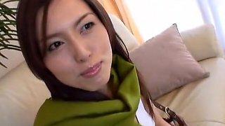 Horny Japanese slut in Hottest Fingering, Big Tits JAV video