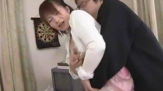 Best Japanese chick Mina Sakura, Minami Mizuhara in Amazing Lesbian/Rezubian, College/Gakuseifuku JAV clip