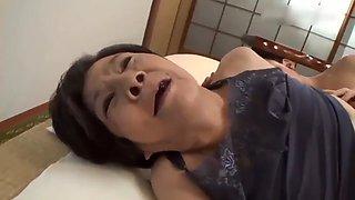Japanese abused granny 2