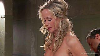 Simone Sonay In Lewd Mommy Simone Crazy Bdsm Porn Clip