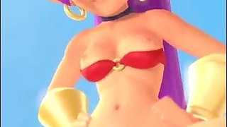 Shantae Ride 3D (with sound)