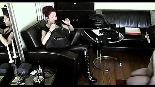 Vintage Mistress Milf Domination See pt2 at goddessheels