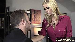 Alexis Fawx In Becoming The Mistress Part 1