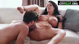 Hot Busty Mom Regan Foxx Sexy Bigtits American Milf With Son Fucking