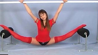 flexible gymnast
