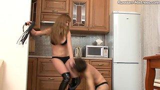 Russian-Mistress Video: Olga Barz