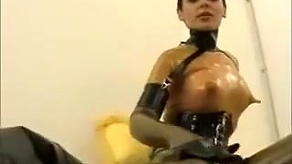 Fabulous homemade Fetish, Masturbation porn scene