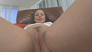 sweetie shows camel toe blowjob clip 1