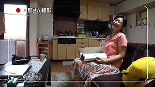 Busty Asian milf getting her fiery peach stuffed with cock