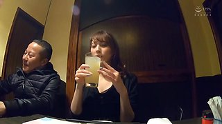 CESD-900 Seriously Drunk Kana Morisawa AV Document For A Day!
